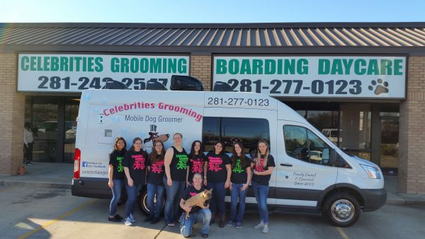 Houston Dog Groomers